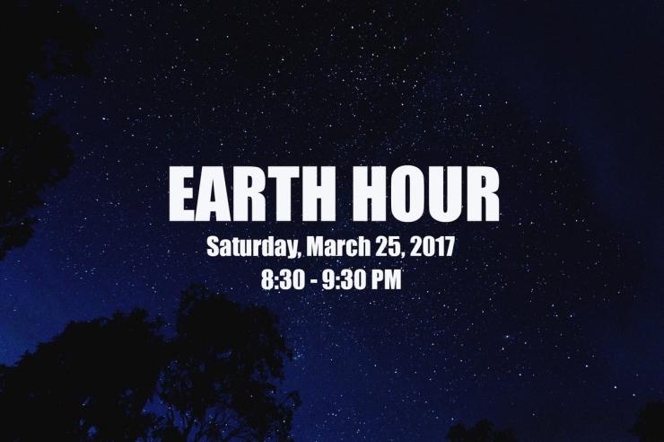 Kampanye Earth Hour tahun ini (Sumber: Earth Hour.org).
