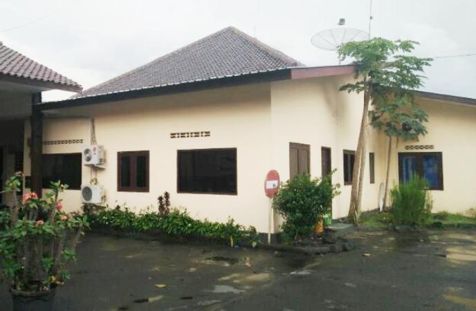 Bangunan utama Polres Salatiga sekarang (foto: dok pri)