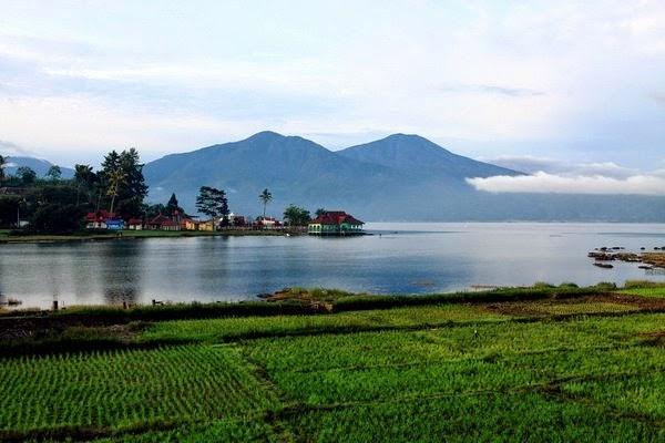 Foto: Danau Kerinci | Doc. Qolby Pada Galery wisata