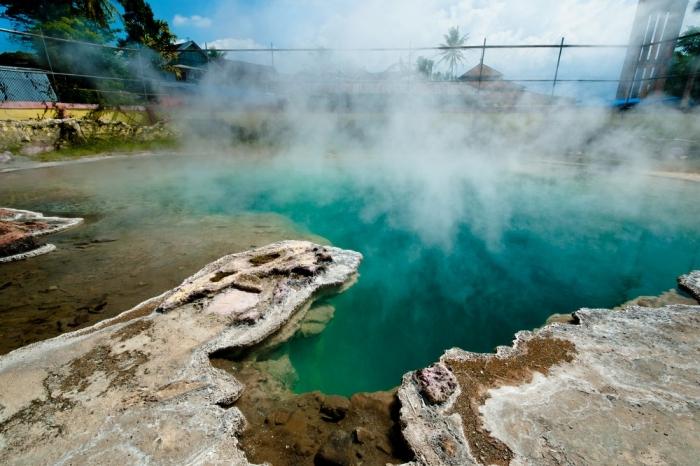 Wisata air panas Semurup | Doc. WijayaHotel