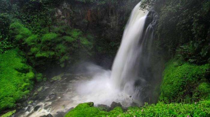 Air Terjun telun berasap | Doc. Indonesia Travel
