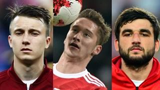 Rusia dengan kombinasi pemain senior dan muda/sumber foto dilansir fifa.com
