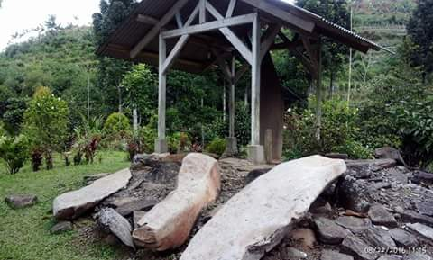 situs batu kujang tenjolaya