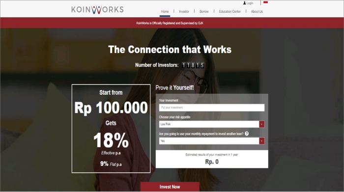 5 Fintech Indonesia Yang Perlu Kamu Tau oleh Indra K  M Kewo