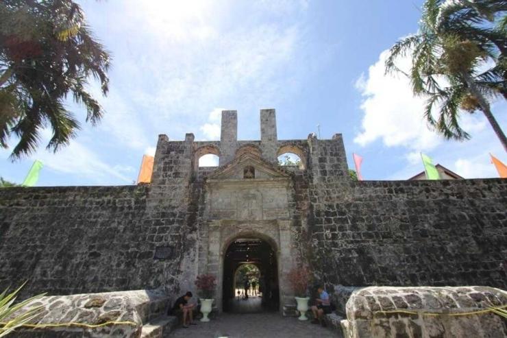 Fort San Pedro di Filipina (dokumentasi pribadi)