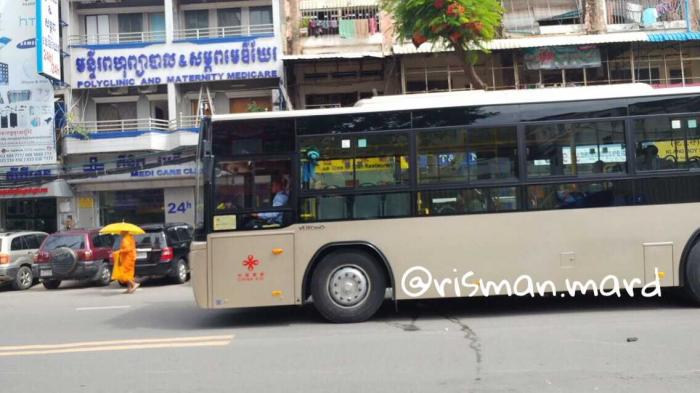 Phnom Penh Bus Rapid Transit
