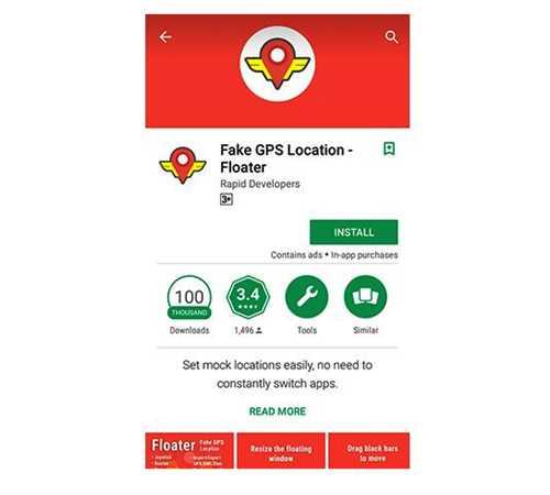 Membuat Lokasi Palsu Dengan Aplikasi Fake Gps Location Oleh Nur