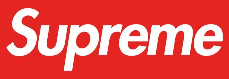 Supreme Logo. Image Via : Supremenewyork.com