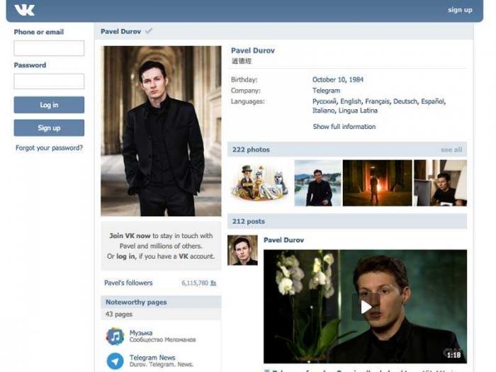 Jejaring sosial VKontakte (sumber: www.finansialku.com)