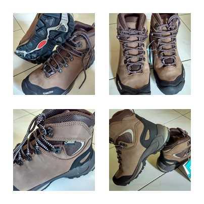 Review Tiga Tahun Berpetualang Bersama Sepatu Treksta Alta GTX oleh ... f62536e97b