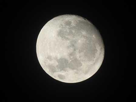 Full Moon alias Bulan Purnama (Dokpri)