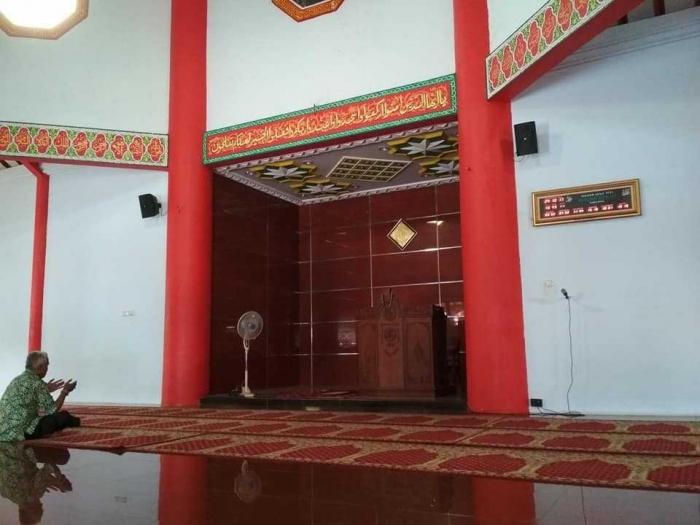 mimbar masjid (dok.pri)