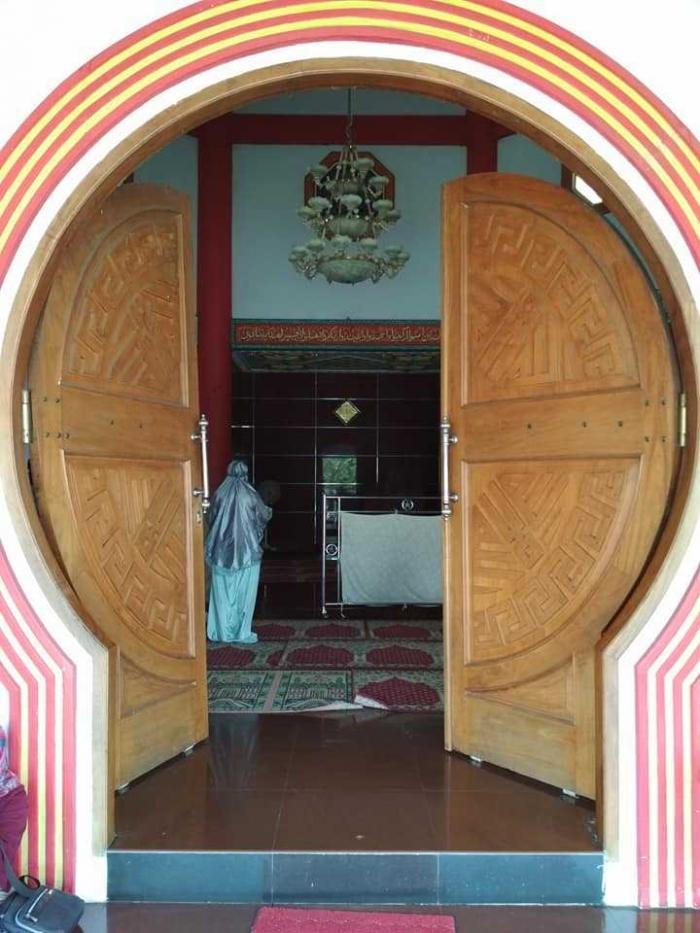 Pintu Masjid (dok.pri)