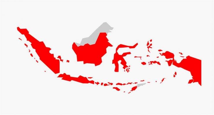 Peta Wilayah Negara Kesatuan Republik Indonesia [Ilustrasi aciimov.deviantart.com]