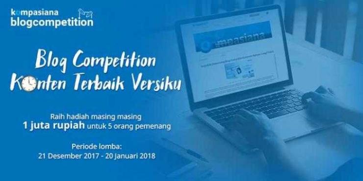 Blog Competition Konten Terbaik Versiku