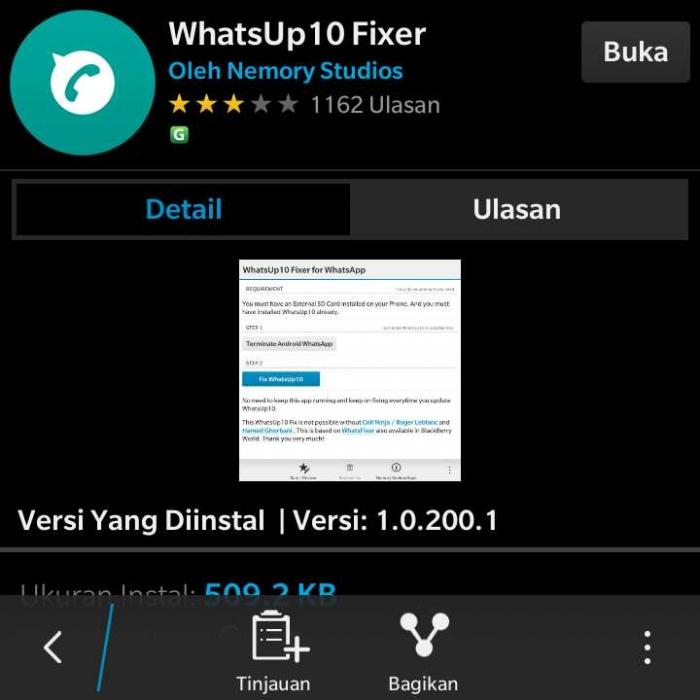 download apk wa untuk bb q10