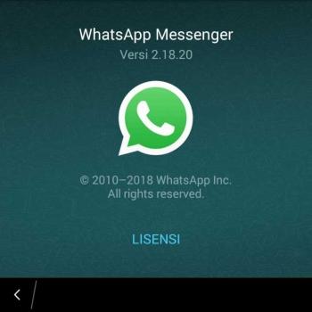 Sampai Sekarang Pengguna BlackBerry Masih Bisa WhatsApp oleh