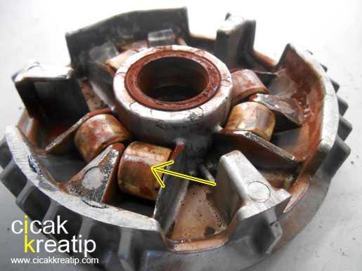 (Ilustrasi face comp dan roller rusak: www.cicakkreatip.com)