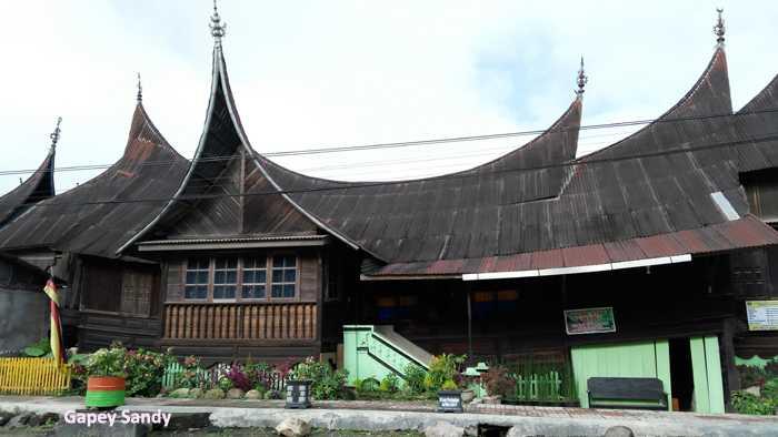 Saribu Rumah Gadang Pesona Peradaban Nenek Moyang Oleh Gapey Sandy