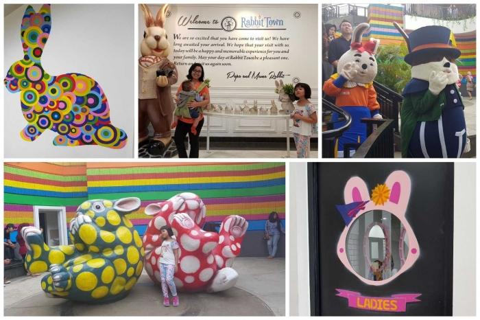 Rabbit Town Bandung Kota Kelinci Lucu Yang Wajib Dikunjungi Oleh