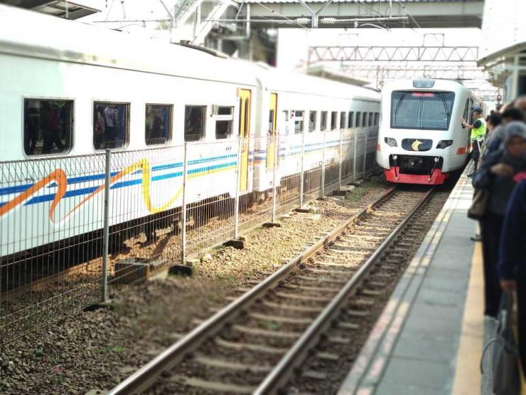 Kereta Bandara Menjadi Moda Transportasi Bebas Macet yang Sangat Dibutuhkan Masyarakat (Dok. Pribadi)