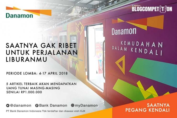 Blog Competition Danamon Railink