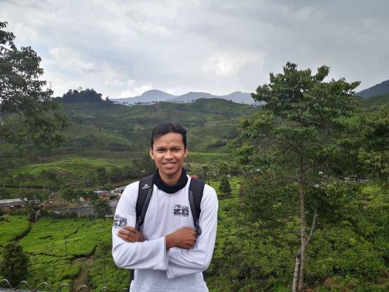 Saya di Puncak Bogor