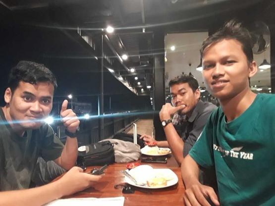 Bersama Rudi di Kota Bogor