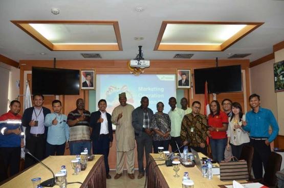 Foto Bersama PPPRA Nigeria