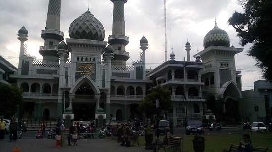 Masjid Jami' Malang (dok.pribadi)