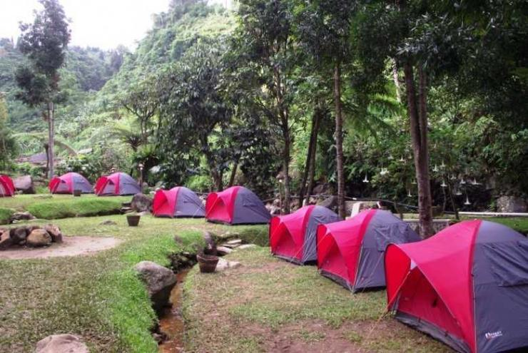 Camp Bravo Cidahu, Sukabumi (Foto: Ardiansyah)
