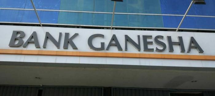 Bank Ganesha, dokpri