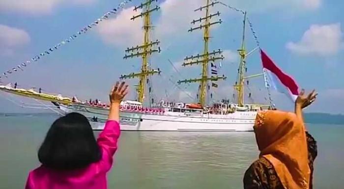 KRI Bima Suci (Screenshot Video Youtube LeoBowo)