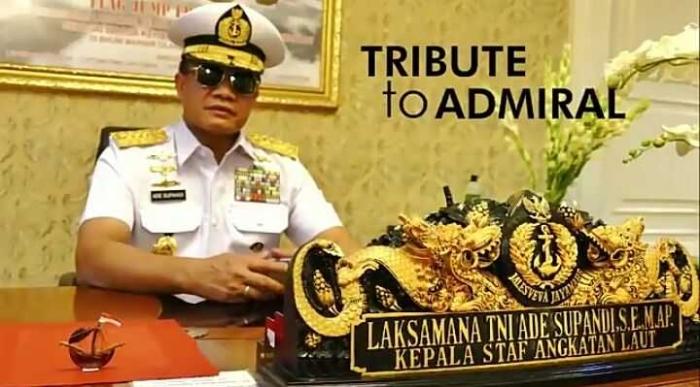 Laksamana Ade Supandi (Screenshot Video Youtube LeoBowo)