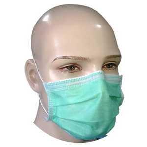 Masker bedah/masker biasa. Sumber: thepinsta.com