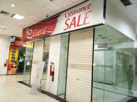 Clearance Sale di Sebuah Toko (Dokpri)