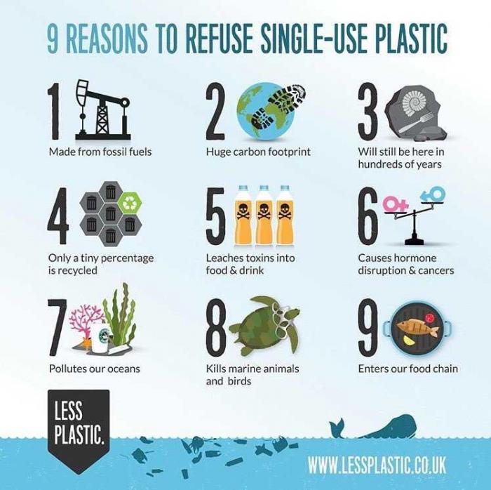 Pentingnya daur ulang plastik (lessplastic.co.uk)