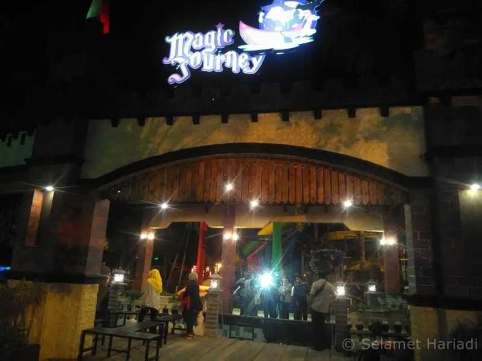 Magic Journey Malang Night Paradise (dok.pribadi)