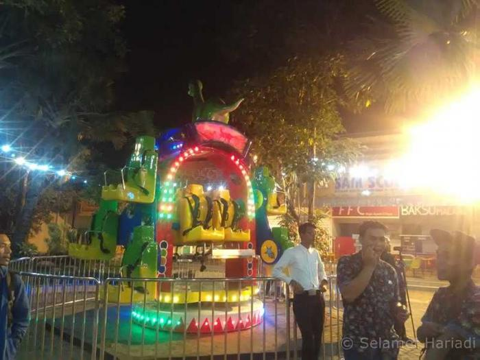 Fun Clown Malang Night Paradise (dok.pribadi)