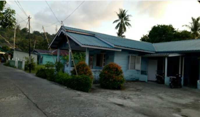 Salah satu rumah khas Melayu di Belakangpadang. | Dokumentasi Pribadi