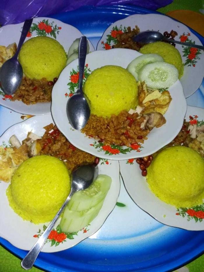 Nasi Punar (dok.pribadi)
