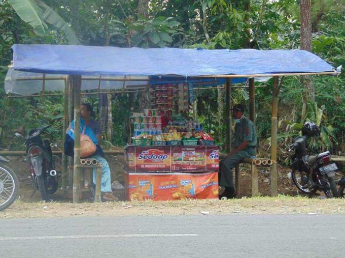 Dokpri | Gambar: Warung Baru Mak Ipah di Galunggung