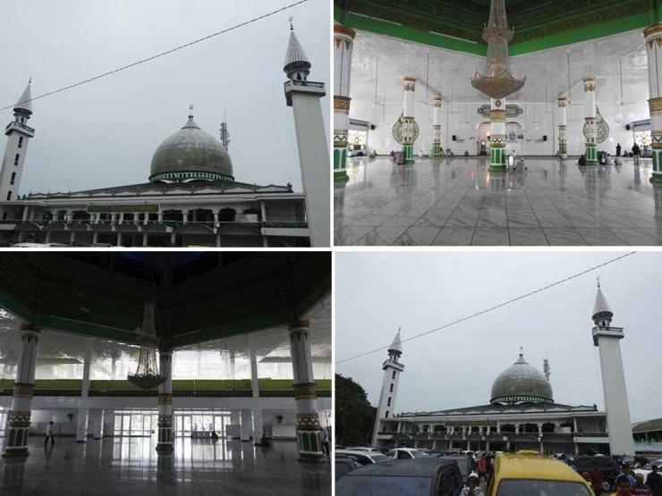 Masjid Al Akbar Sorong (Dokumentasi Pribadi)