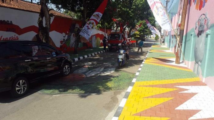 Kampung Asian Games Pucangsawit, Solo, Jawa Tengah (dok. pri).