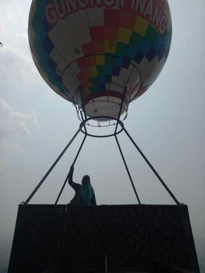 Spot balon udara (dok. DEWI)