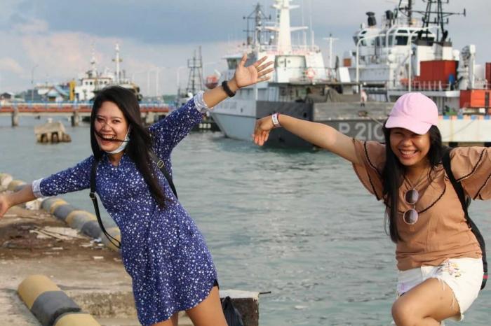 One Day Tour Lagoi Bintan dengan Kapal roro