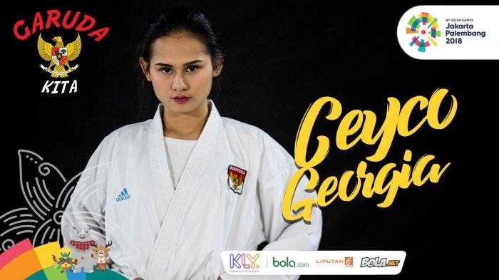 Ceyco Georgia Zefanya Hutagalung (Foto : bola.com)