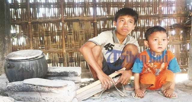 Masih banyak anak yang membutuhkan. Source: Tribun.Bali.com