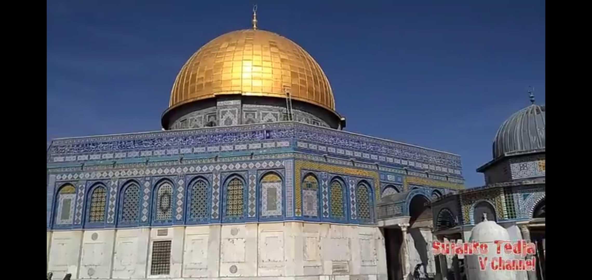 Masjid Al Aqsa Yerusalem
