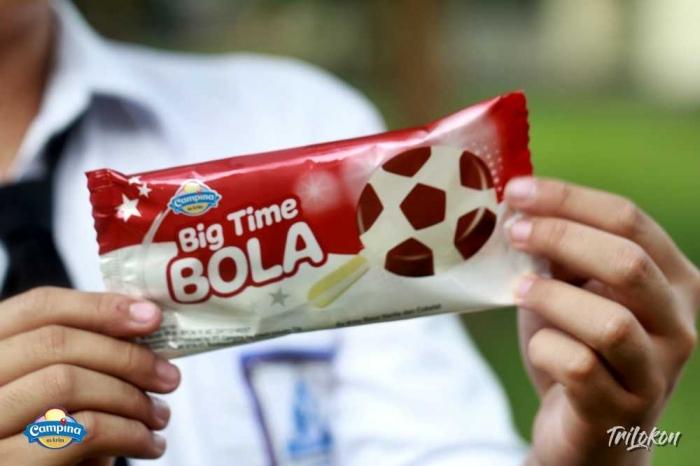 Big Time Bola |Dokumen Pribadi